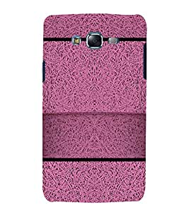 printtech Bunched Elastic Abstract Pattern Back Case Cover for Samsung Galaxy A3 / Samsung Galaxy A3 A300F
