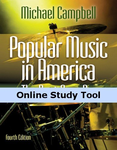 CourseMate for Campbell's Popular Music in America: The Beat Goes On, 4th Edition (Popular Music In America Campbell compare prices)