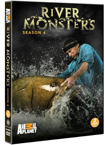 River Monsters: Season 4 [DVD] [Region 1] [US Import] [NTSC]