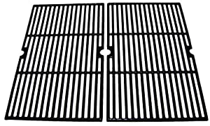 universal gas grill grate porcelain coated cast iron cooking grid 62152 barbecue. Black Bedroom Furniture Sets. Home Design Ideas