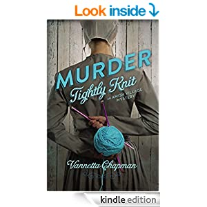 Murder Tightly Knit (An Amish Village Mystery Book 2)