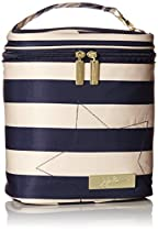 Ju-Ju-Be Legacy Nautical Collection Fuel Cell Insulated Bottle and Lunch Bag, The First Mate