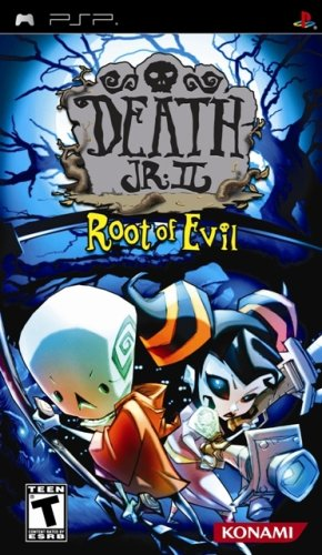 Death Jr. 2: Root of Evil (PSP)