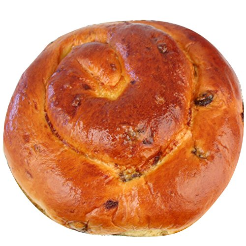 High Holiday 2 Round Raisin Challah - Oh! Nuts