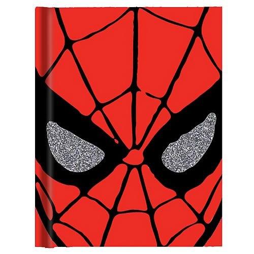 Spider-Man Eyes Hardcover Journal