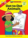 Dot-to-Dot Animals, Grades PK - 1
