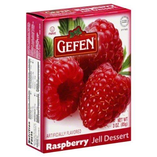 how to make raspberry jelly with gelatin