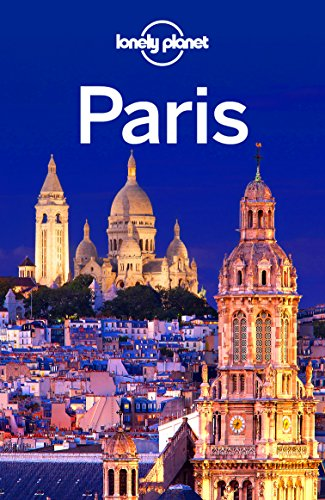 Lonely Planet Paris (Travel Guide) cover