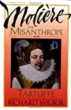 The Misanthrope and Tartuffe [Paperback] [1965] Moliere, Richard Wilbur