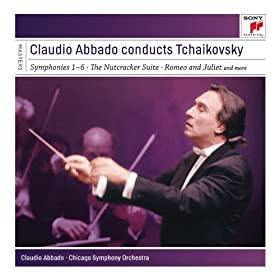 Claudio Abbado conducts Tchaikowsky - Sony Classical Masters