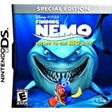 Finding Nemo: Escape to the Big Blue Special Edition - Nintendo DS