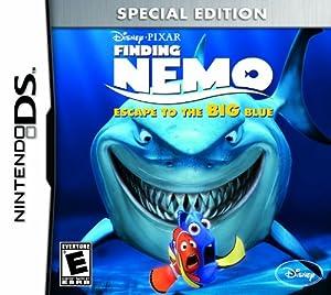 Finding Nemo: Escape to the Big Blue Special Edition - Nintendo DS