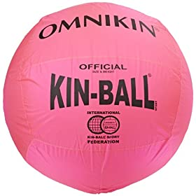 Buy Omnikin Kin-Ball Sport Ball - 48 inch - Pink by Omnikin