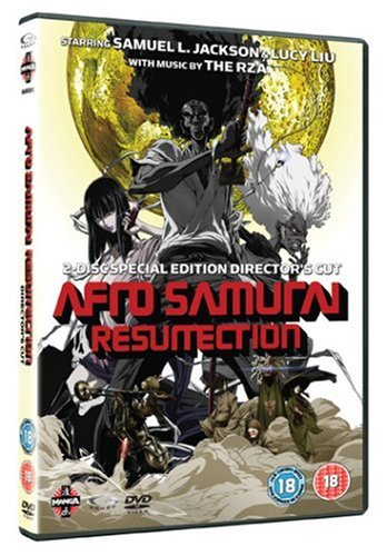 Afro Samurai Resurrection [Import anglais]