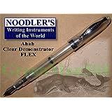 Luxury Brands Noodlers Ahab Fountain Pen Demo (15021)