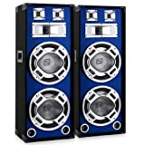 "PA Boxen-Set ""Bass Grenadier"" Blue Star Seriesvon ""Skytec"""