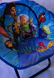 Disney Toy Story Mini Folding Saucer Chair by Iea Nuova Inc.