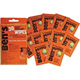 Adventure Medical Ben's 30pct DEET 12 pc. Wipes