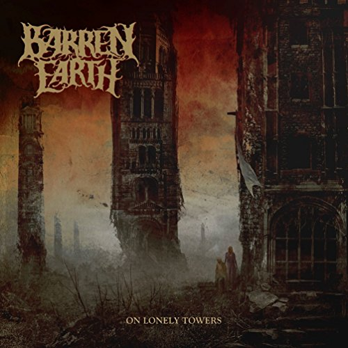 Barren Earth-On Lonely Towers-CD-FLAC-2015-DeVOiD