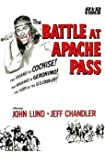 The Battle At Apache Pass-DVD-Starring John Lund and Jeff Chandler