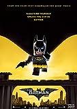 映画 レゴバットマン ザ・ムービー 42x30cm ポスター THE LEGO BATMAN MOVIE 2017 [並行輸入品]