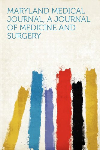 Maryland Medical Journal, a Journal of Medicine and Surgery Volume July v.1 n. 03