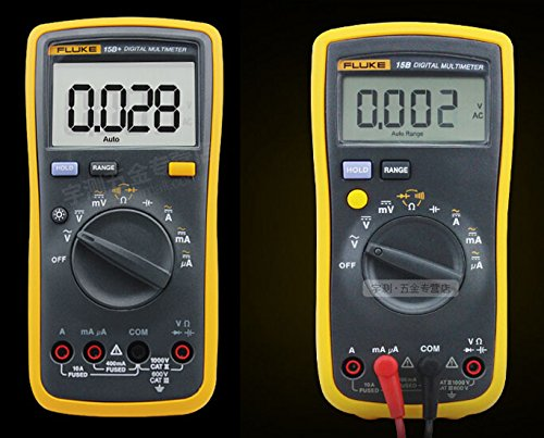 Fluke-15b-Digital-Multimeter-F15b-Latest-Version