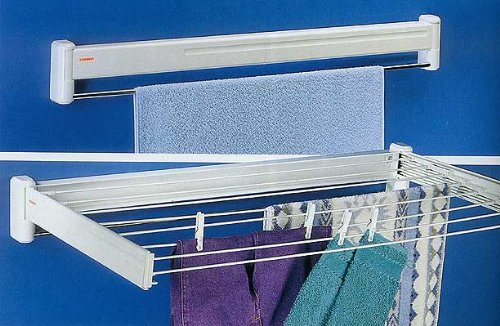 Laundry Drying Racks Wall Mounted front-243973