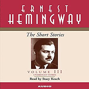 The Short Stories, Volume III Audiobook