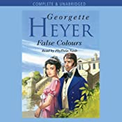 False Colours | [Georgette Heyer]
