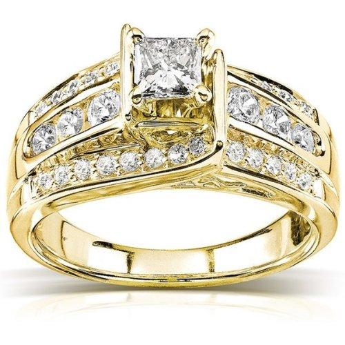 Huge Engagement Rings