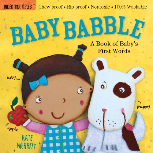 First Baby Words front-1050456