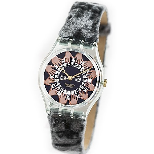 Swatch Vintage Official Timekeeper And Sponsor Of The 1996 Olympic Games Ladies Watch #GG136 3
