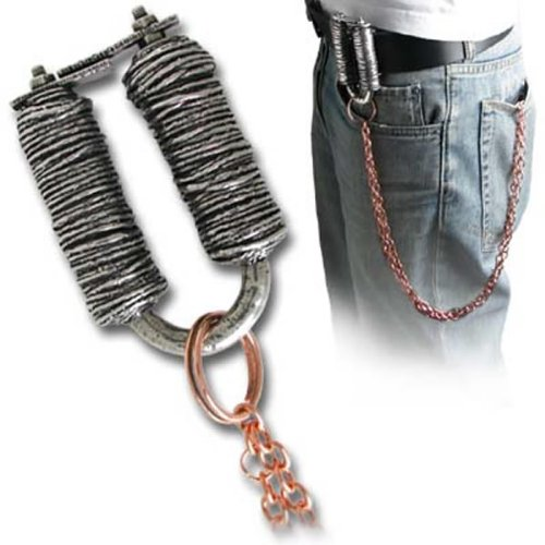 Alchemy Empire: Steampunk Electro Spark Inducer Wallet Chain