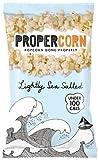 Propercorn Lightly Sea Salted Popcorn 20 g (Pack of 12)