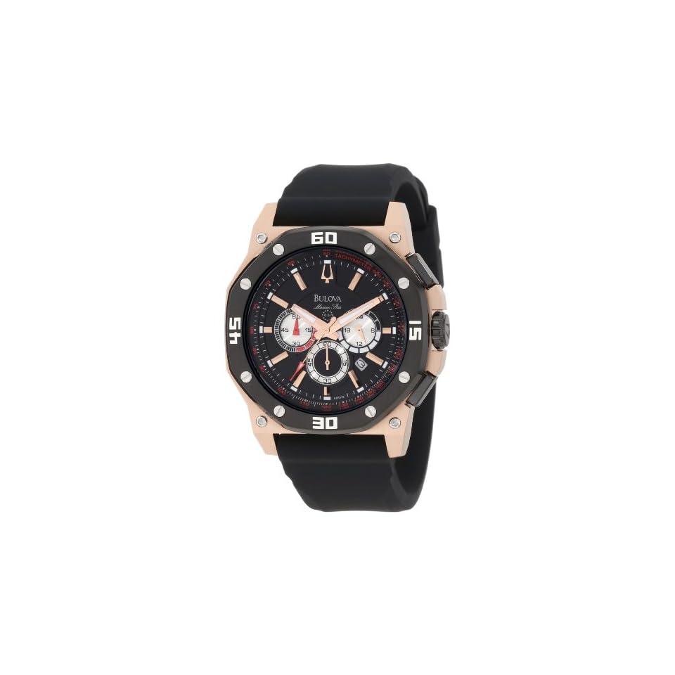 Bulova Mens 98B104 Marine Star Calendar Watch Bulova Watches