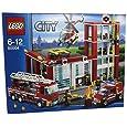 LEGO City 60004: Fire Station
