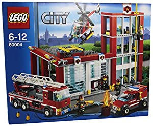 lego city 60004 instructions