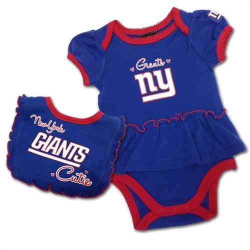 New York Giants Baby esie Price pare