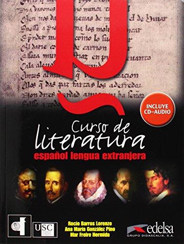 Curso de literatura espanol lengua extranjera. Libro del. Alumno + CD (Spanish Edition)