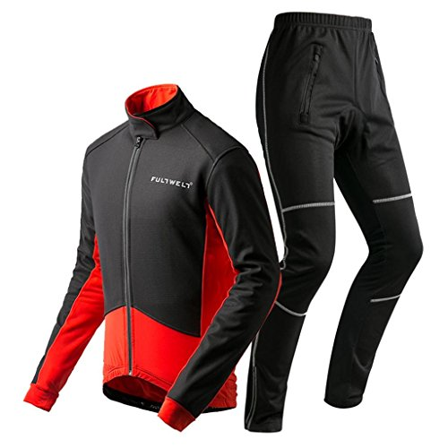 koraman-winter-thermal-fleece-breathable-pro-road-cycling-jerseys-and-cycling-trousers-kit-in-red-bl