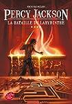PERCY JACKSON T.04 : LA BATAILLE DU L...