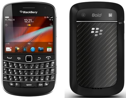 BlackBerry Bold 9900 RDY71UW シムフリー