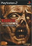 echange, troc Resident evil survivor 2