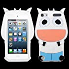 MYBAT White Cow Pastel Skin Cover for APPLE iPod touch (5th generation)