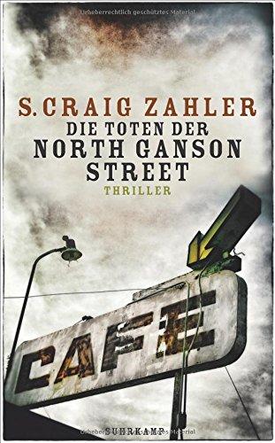 S. Craig Zahler: Die Toten der North Ganson Street
