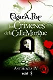 img - for LOS CRIMENES DE LA CALLE MORGUE: 4 (Icaro) (Spanish Edition) book / textbook / text book