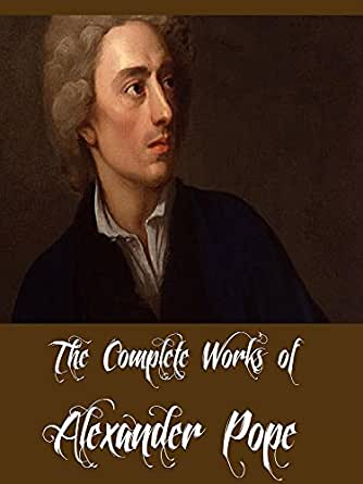 alexander pope + criticism + essay on man