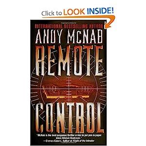 Remote Control - Andy McNab