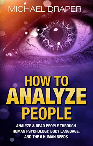 How To Analyze People by Michael Draper ebook deal